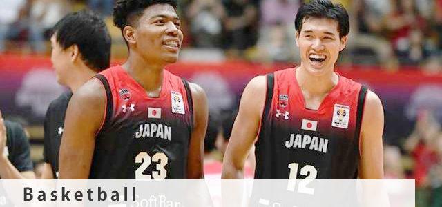 今日本のバスケが熱い